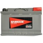 Hankook 70Ah 760A 277x174x190 AGM -+