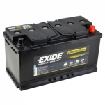 Exide ES900 Equipment Gel 12V/80Ah/540A 350x175x190 -/+