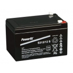 POWERFIT300 S312/12S AGM  12V/12Ah 151x51x100 +/-