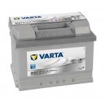 VARTA D21 61Ah 600A 242x175x175 -+
