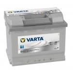 VARTA D39 63Ah 610A 242x175x190 +-