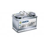VARTA AGM E39 70Ah 760A 278x175x190 -+
