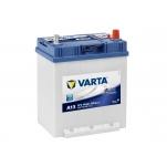 VARTA A13 40Ah 330A 187x127x227 -/+