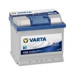 VARTA C22 52Ah 470A 207x175x190 -/+