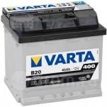 VARTA B20 45 Ah 400 A 1 +/-  207x175x190