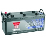 12V 180Ah 1050A Yuasa Cargo 513x223x223 +/-
