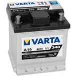 VARTA A16 40 Ah 340 A 0 -/+ 175x175x190