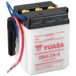 YUASA YU-6N4-2A-4 6V/4.2Ah 71x71x96 -/+