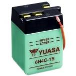 YUASA YU-6N4C-1B 6V/4Ah 71x71x105 -/+