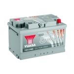 YUASA YBX5100 75Ah 680A Silver High Performance 0 278x175x175 -/+