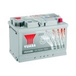 YUASA YBX5096 80Ah 760A Silver High Performance 0 278x175x190 -/+
