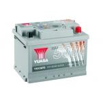 YUASA YBX5075 60Ah 620A Silver High Performance 0  243x175x175 -/+