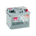 YUASA YBX5063 50Ah 480A Silver High Performance 0 207x175x175 -/+