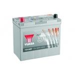 YUASA YBX5057 48Ah 430A Silver High Performance 1 238x129x223 +/-