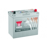 YUASA YBX5053 48Ah 430A Silver High Performance 0 238x129x223 -/+