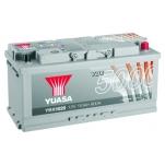 YUASA YBX5020 110Ah 900A Silver High Performance 0 393x175x190 -/+