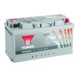 YUASA YBX5019 100Ah 900A Silver High Performance 0 353x175x190 -/+