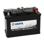 VARTA H9 100Ah 720A 0 -/+ 313x175x205