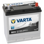 VARTA B23 45 Ah 300 A 0 -/+ 219x135x225