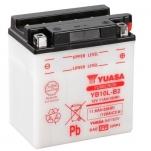 YUASA YU-YB10L-B2 12V/11.6Ah/120A 135x90x145 -/+
