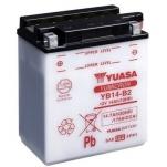 YUASA YU-YB14-B2 12V/14Ah/175A 134x89x166 +/-
