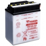 YUASA YU-YB14A-A2 12V/14Ah/175A 134x89x176 +/-