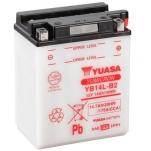 YUASA YU-YB14L-B2 12V/14.7/175 134x89x166 -/+