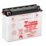 YUASA YU-YB16AL-A2 12V/16.8Ah/210A 207x71.5x164 +/-