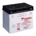 YUASA YU-52515 12V/25Ah/130A 186x130x171 -/+