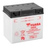 YUASA YU-53030 12V/30Ah/180A 186x130x171 -/+