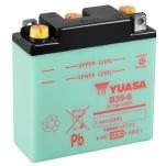 YUASA YU-B39-6 6V/7Ah 126x48x126 -/+