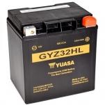 YUASA YU-GYZ32HL 12V/32Ah 166x126x175 -/+