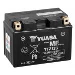 YUASA YU-TTZ12S 12V/11Ah/210A 150x87x110 +/-