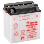 YUASA YU-YB10L-A2 12V/11Ah/120A 150x84x110 +/-