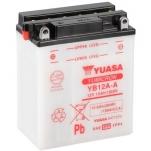 YUASA YU-YB12A-A 12V/12.6Ah/150A 135x90x145 -/+
