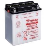 YUASA YU-YB12AL-A 12V/12.6Ah/150A 134x80160 -/+