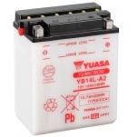YUASA YU-YB14L-A2 134x89x166 -/+