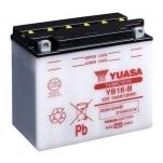 YUASA YB16-B 12V/19Ah/215A 175x100x155 +/-