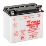 YUASA YU-YB16L-B 12V/20Ah/215A 175x100x155 -/+