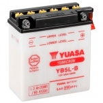 YUASA YU-YB5L-B 12V/5Ah/60A 120x60x130 -/+