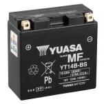 YUASA YU-YT14B-BS 12V/12.6Ah/210A  150x70x145 +/-