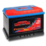 ZAP 95807 Energy Plus 80Ah 600A -/+ 275x175x190