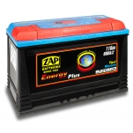ZAP 96107 Energy Plus 110Ah 680A -/+ 350x175x230